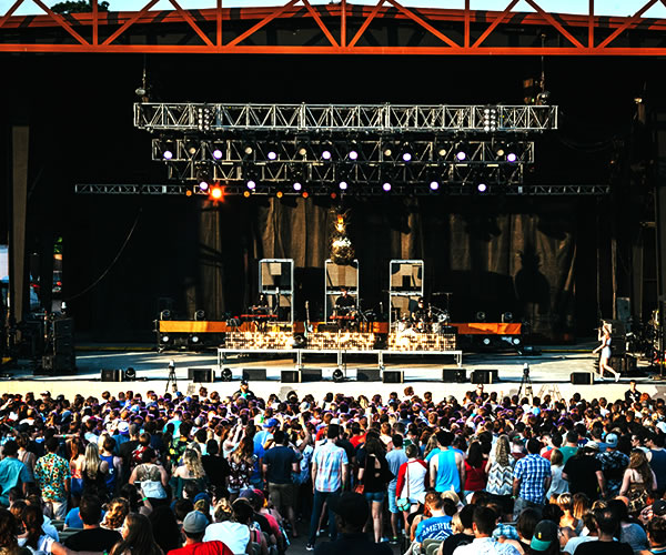 623dcd02d270 Providence Medical Center Amphitheater Outdoor Concerts